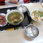 Jiaoxi lunch