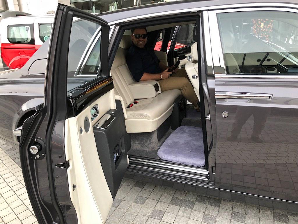 Rolls Royce Ritz-Carlton Hong Kong 12
