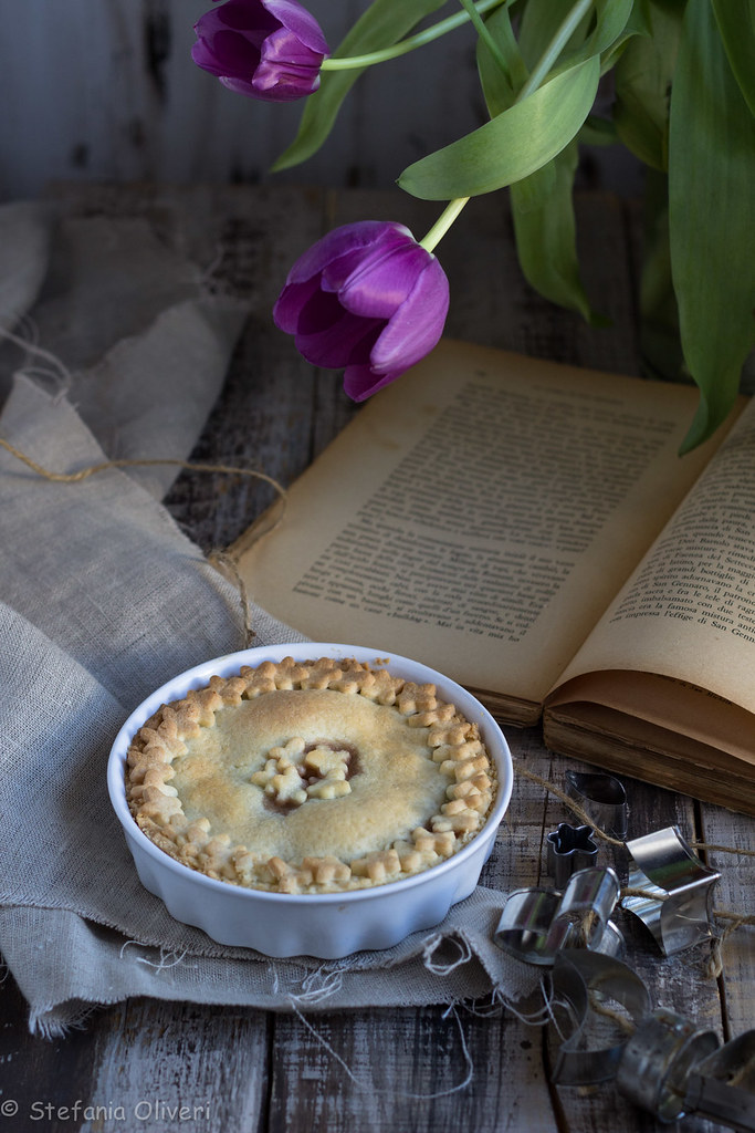 crostata alle ciliegie senza glutine cherry pie-9485