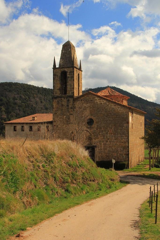 Iglesia de Sant Miguel de Sacot