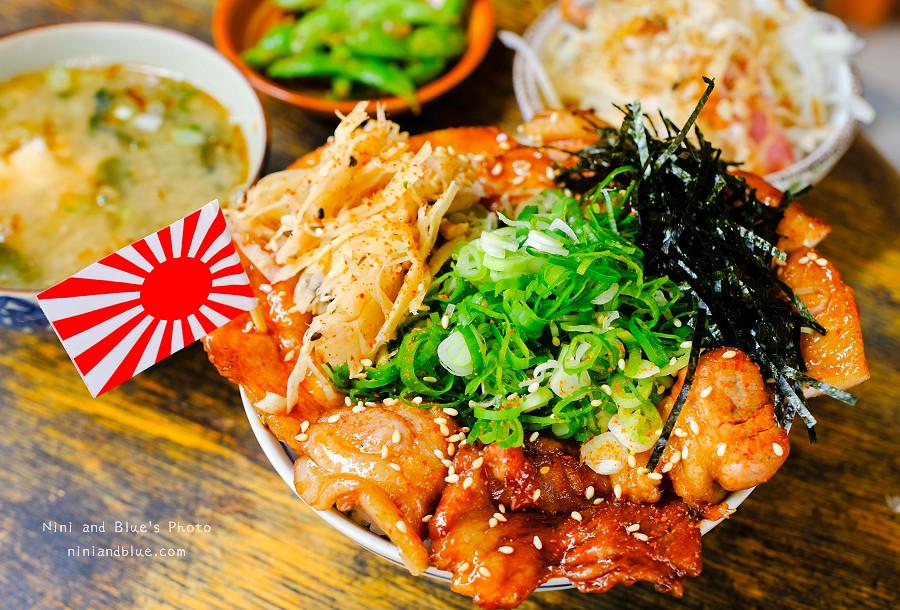 信兵衛 手作丼飯壽司。12