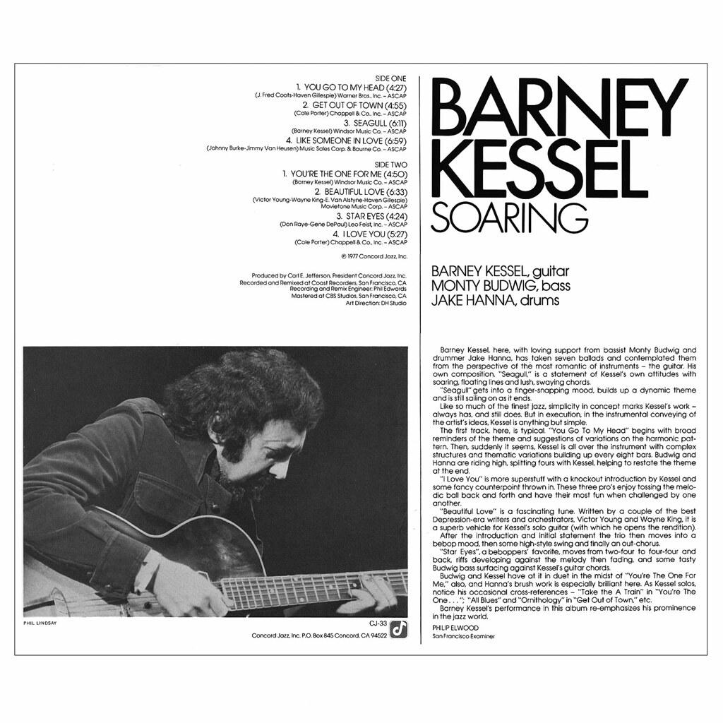 Barney Kessel - Soaring