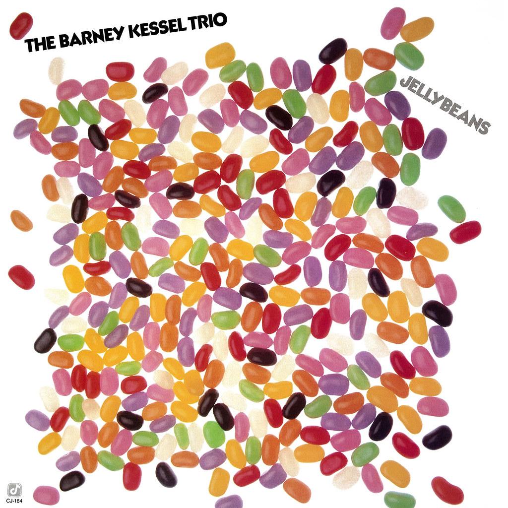 Barney Kessel - Jellybeans