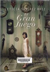 Leticia Sánchez Ruiz, El gran juego