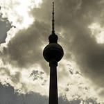 Fernsehturm, Alexanderplatz, Berlin