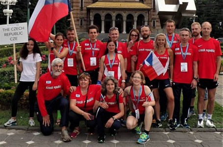 Radek Brunner šestý na evropském šampionátu v běhu na 24h