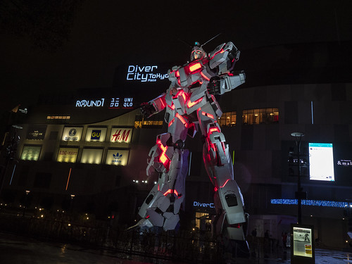 UNICORN GUNDAM お台場_02