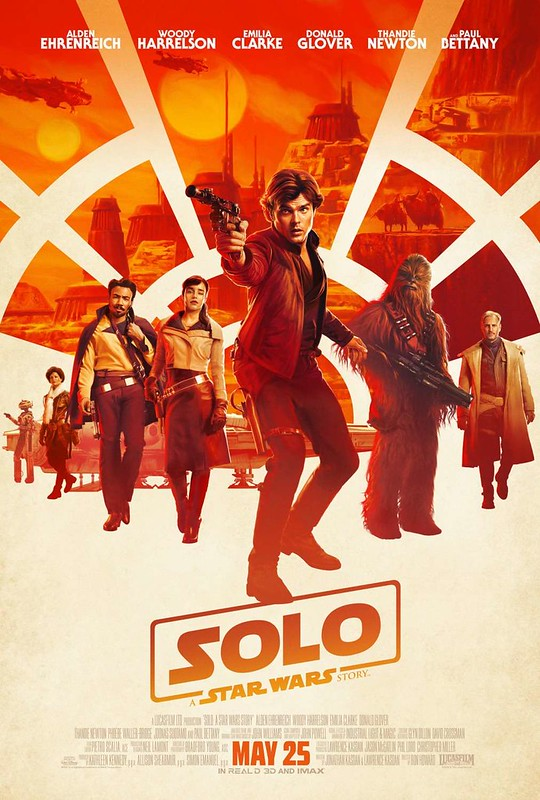 Solo - A Star Wars Story - Poster 17
