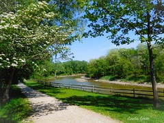 Beautiful day at Chagrin River Park
