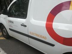OYRSA Departamento de Construcción - Área de Electricidad