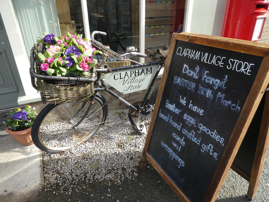 Clapham Village Store