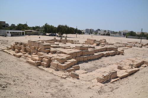 Barbar temple ruins