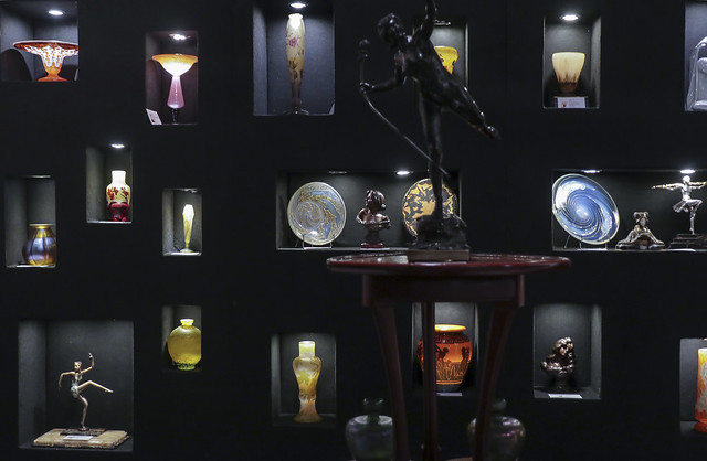 Eurantica Art and Antiques Fair, Brussels Expo