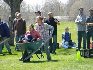 Wed, 03/28/2018 - 23:15 - Wheelbarrow Race