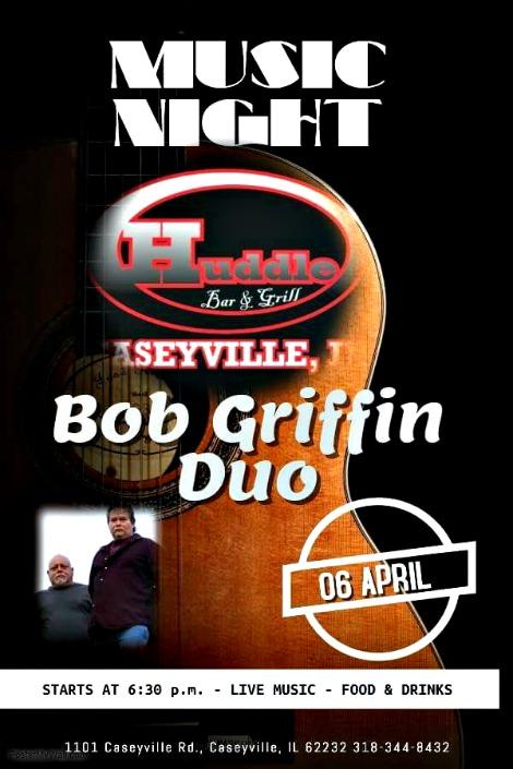 Bob Griffin Duo 4-6-18