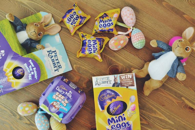 Cadbury Easter Egg