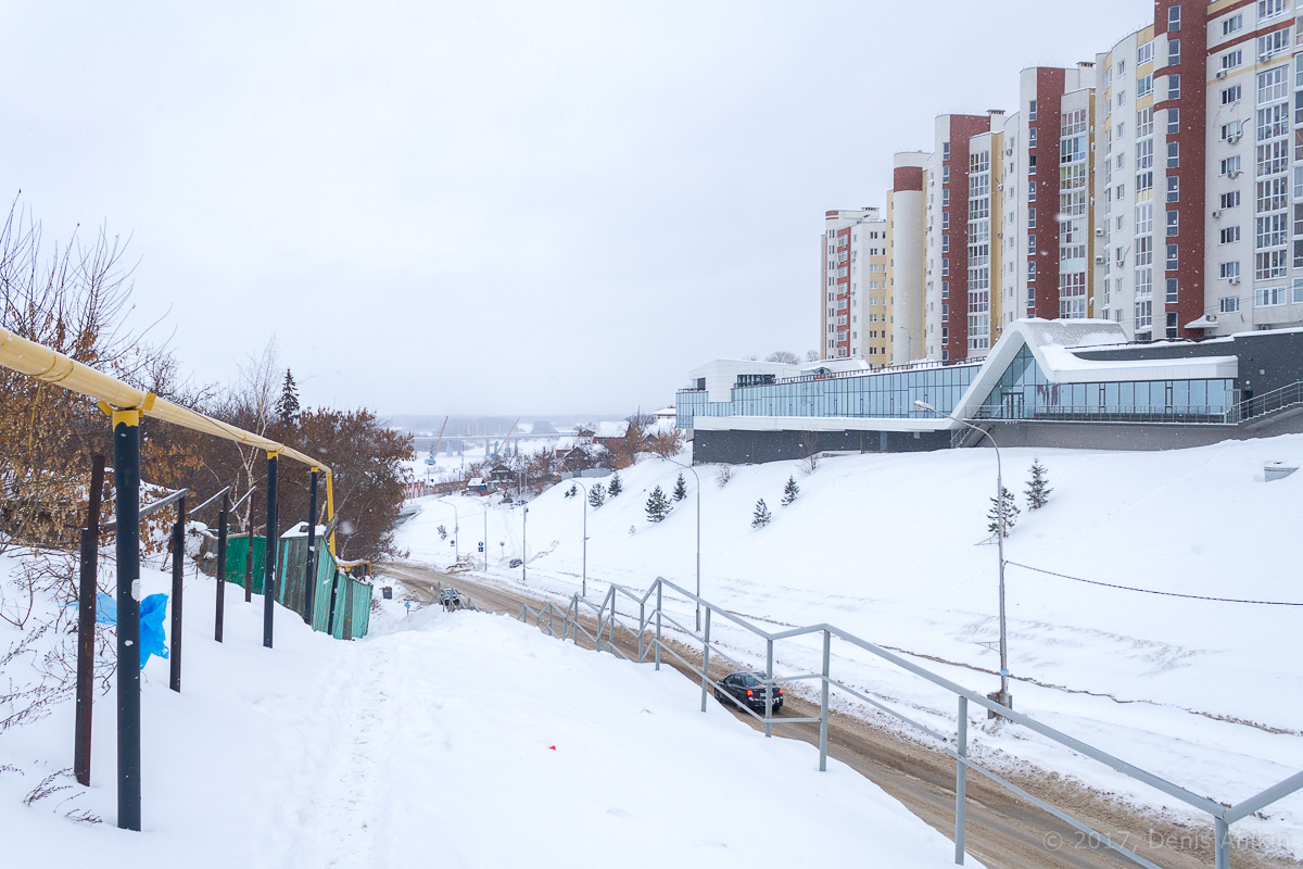 Центр Уфы зимой фото IMG_1154