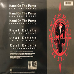 CYPRESS HILL:HAND ON THE PUMP(JACKET B)