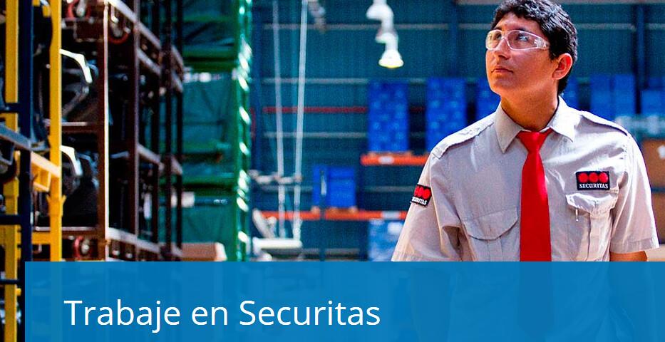 Empleo en SECURITAS
