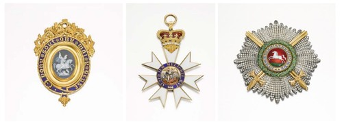 2nd Duke of Cambridge medals