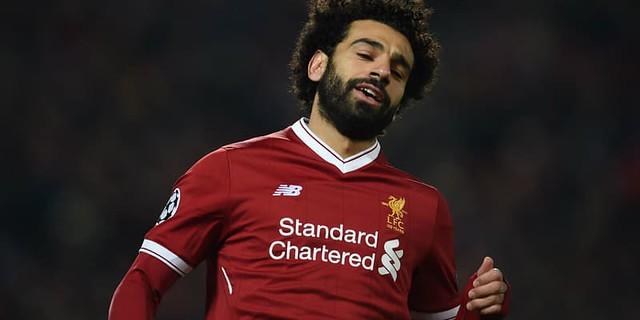 Real Madrid Ingin Tuker Isci Dengan Mohamed Salah