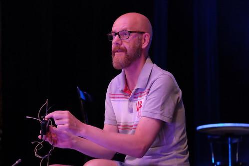 Ljudtekniker Jörgen Larsson