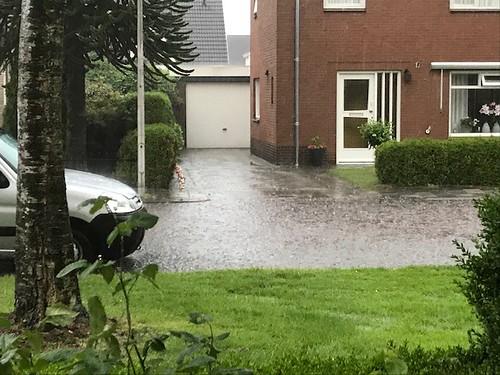 Het weer in Elim - Foto: Geert