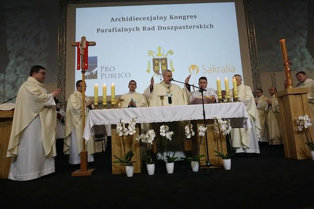 Archidiecezjalny Kongres Parafialnych Rad Duszpasterskich