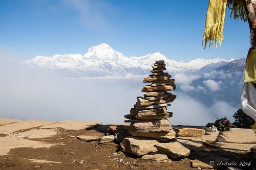 asia nepal ghorepanitrek deuralipass