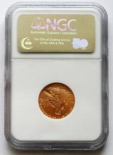 NGC 1911 $5 reverse