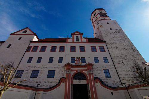 Schloss Dillingen an der Donau