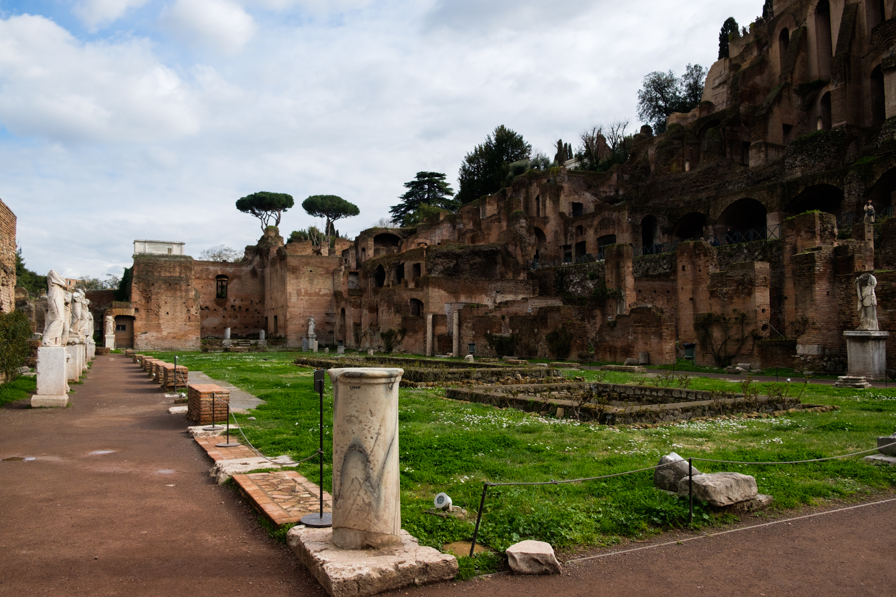 Rome—Ancient-City
