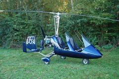 G-CFAI AutoGyro Europe MT-03 (RSUK MT-03 027) Popham 121008