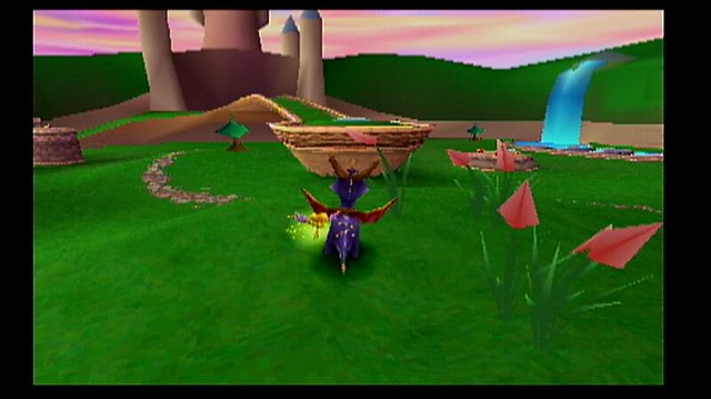 Spyro Before