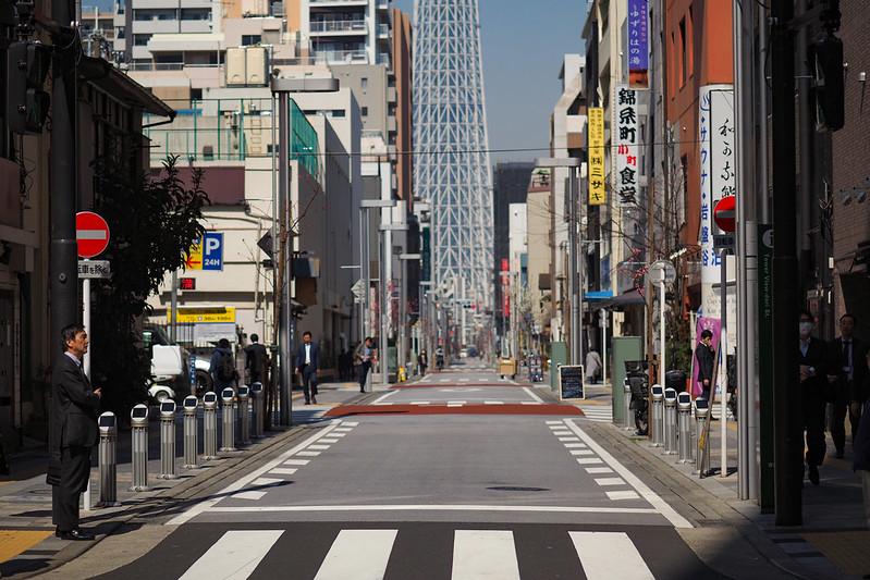 錦系町|Tokyo