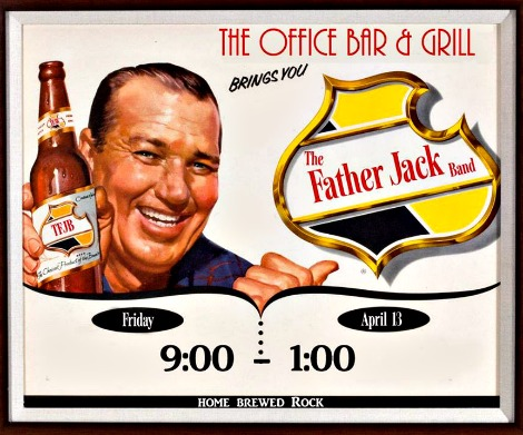 Father Jack Band 4-13-18