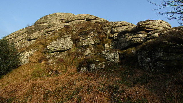 Blackingstone Rock