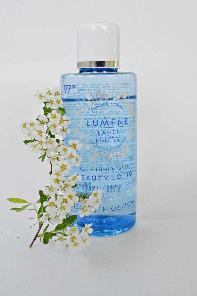 Lumene Lähde Beauty Lotion 1
