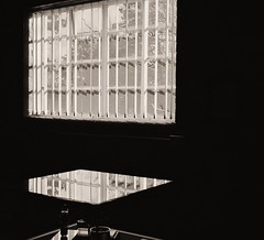 Window & Reflection, Bletchley Park