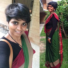#narayanpetsarees the second one. For a 6 hour #policy #course I took for bunch of smarties.