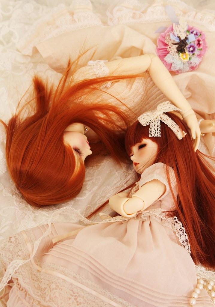 ❤ Sleeping sisters ❤