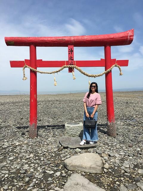 佐賀-海中鳥居 太良町