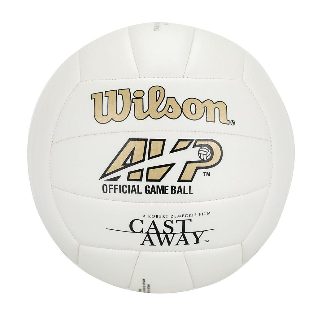 讓孤獨的你也能得到滿滿的存在意義!Wilson~~~! 《浩劫重生》威爾森排球 Mr. Wilson Volleyball