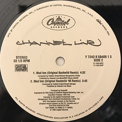 CHANNEL LIVE:REPROGRAM(LABEL SIDE-B)