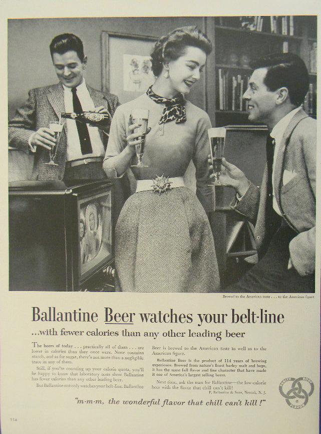 Ballantine-1954-belt-line-b&w