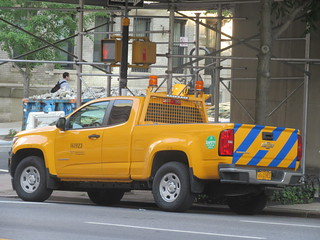 New York State Department of Transportation Chevy Colorado