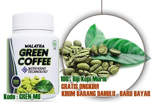 Manfaat Green Coffee Sebagai Pengikis Lemak Tubuh