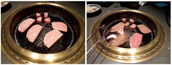 Kagoshima Japanese A5 Wagyu beef