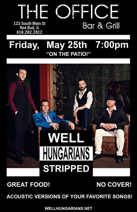 Well Hungarians  5-25-18