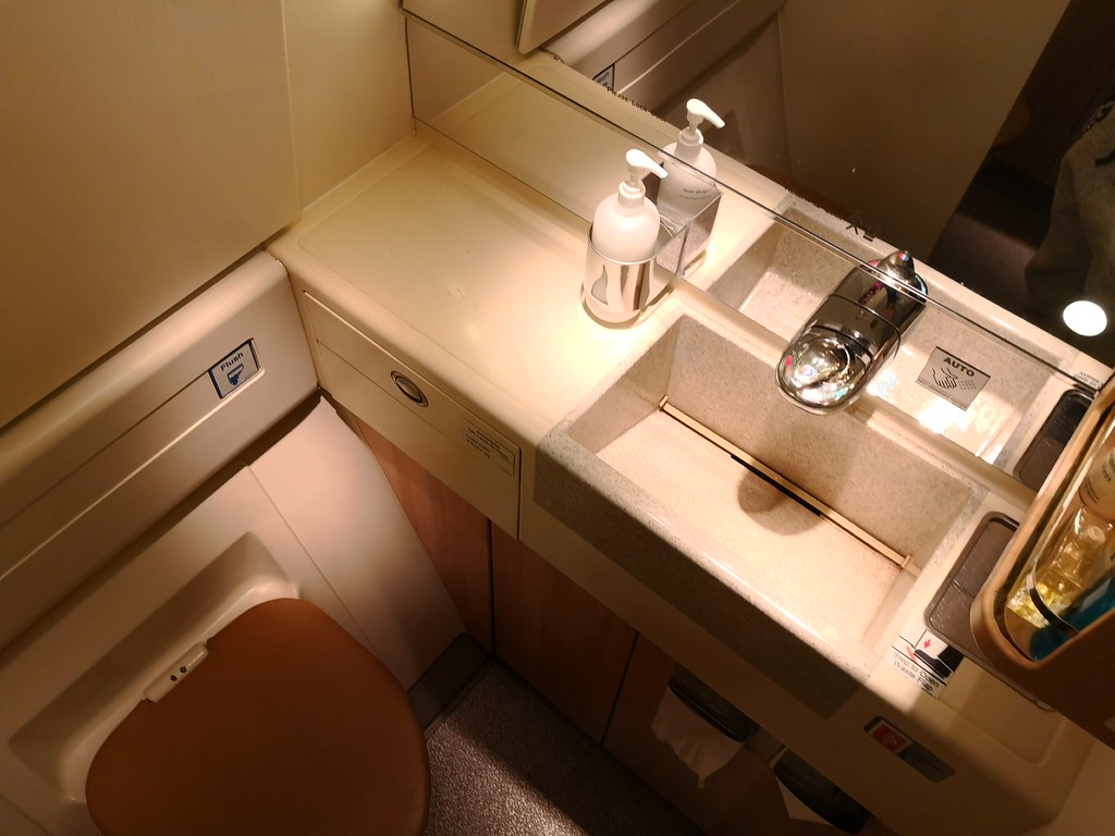 Lavatory overview